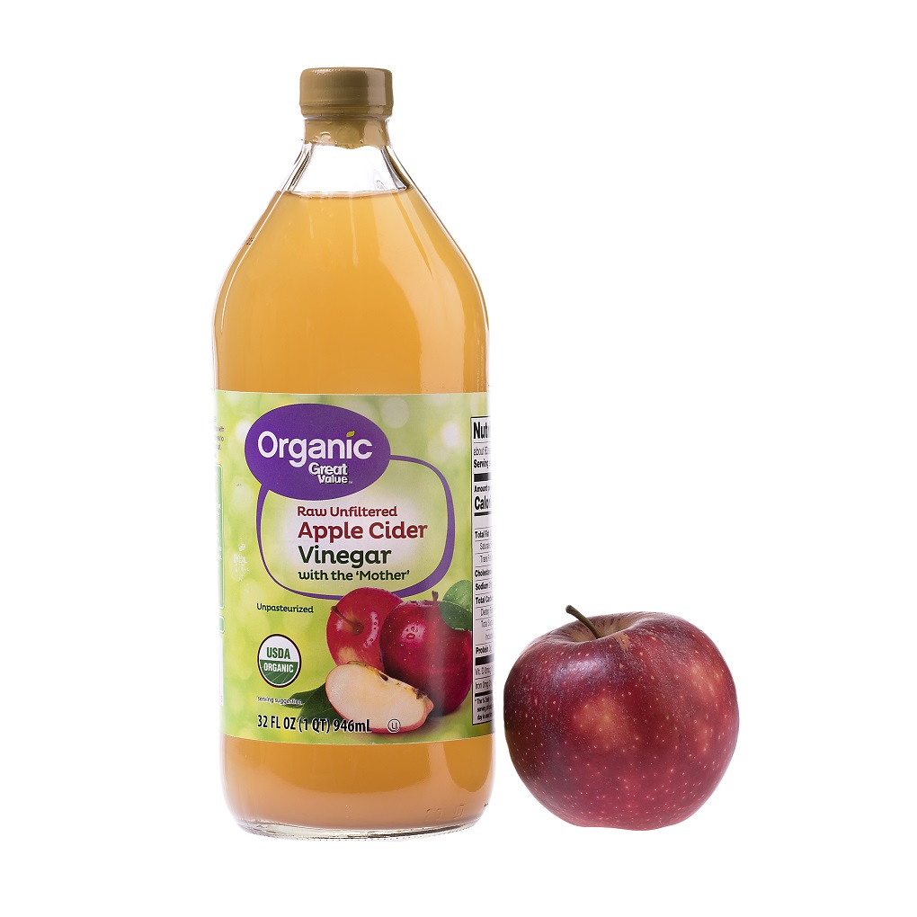 Bragg Organic Apple Cider Vinegar (473 ml) - FitHobo.com